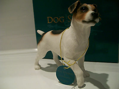 Leonardo Collection Jack Russel Terrier Ornament Dog Figure Figurine