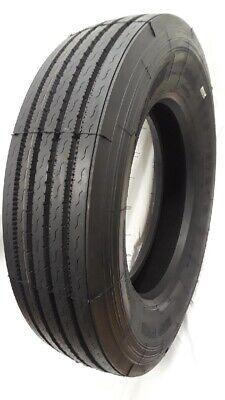 (8-Tires) 285/75R24.5 G/14 PLY 144/141M TL- ROAD CREW STEER TIRES 28575245