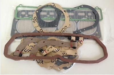 MAHINDRA TRACTOR COMPLETE GASKET SET W/ HEAD 4 CYL 4767/2039 and -1064