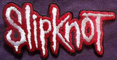Slipknot Stone Sour Emroidered Sew On Or Iron Patch Knotfest Diy