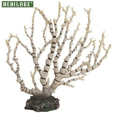 Heritage Hcl050 Aquarium Fish Tank Marine Reef Fancy Coral Ornament 22Cm