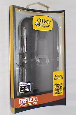 OtterBox 77-27449 Reflex Series Protective Case for Samsung Galaxy S4 Vapor NEW