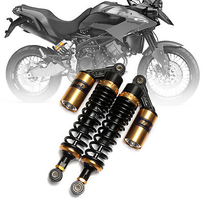 "2X 12.5"" 320mm Air Gaz Amortisseur Suspension Pour Moto Scooter ATV Quad"
