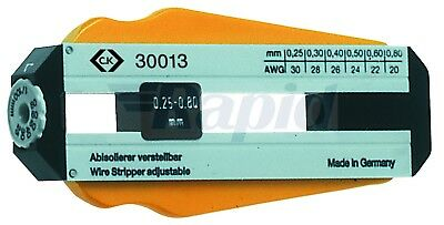 CK Tools 330013 Wire Stripper Size 2 Range 0.25-0.80mm