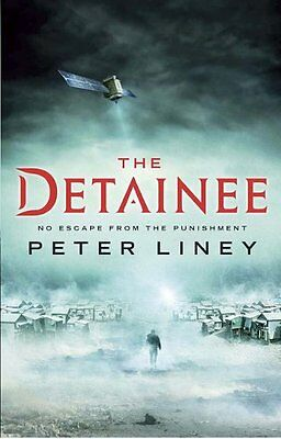 The Detainee (Detainee 1), New, Liney, Peter Book