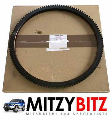 New Mitsubishi Pajero Shogun Mk2 91-99 2.5 2.8 Flywheel Ring Gear