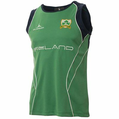 Olorun Ireland Rugby Supporters Iconic Vests S - XXXXL