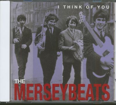 MERSEYBEATS - I Think Of You - The Complete Recordings - Beat 60s 70s