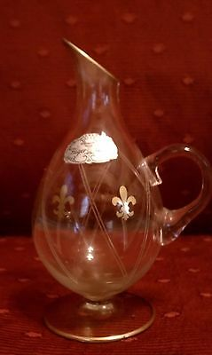 Fuger & Taube Small Vase With Handle.1950's to 1960's Excellent Condition