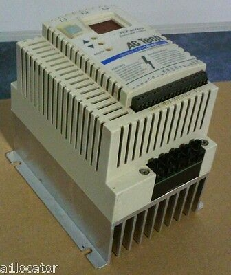 LENZE AC TECH TF410 TCF Series Variable Speed Drive 1HP .75KW