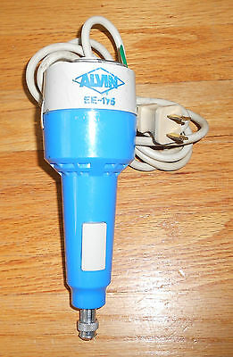 Alvin EE-175 Electric Eraser with Metal Collar and Long Cord