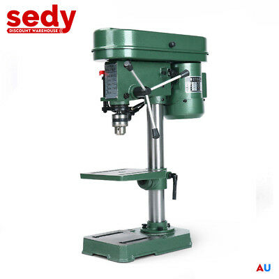 Bench Drill Press 370W Bench Mounted 5 Speed Electric Operation Table Stand Base