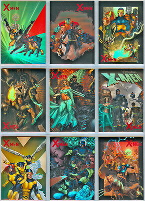 X-Men Archives: Complete Cover Art Subset