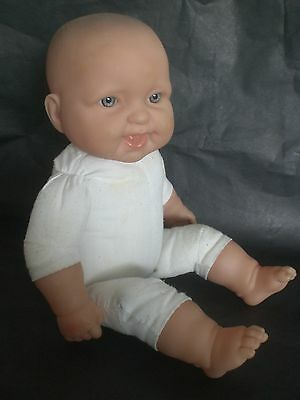 Berenguer Baby Doll Big Smile No Teeth Yet Approx. 15""