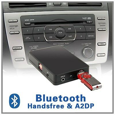 Car Stereo Bluetooth A2DP CD changer adapter-Mazda 2 BT50/Ford Ranger