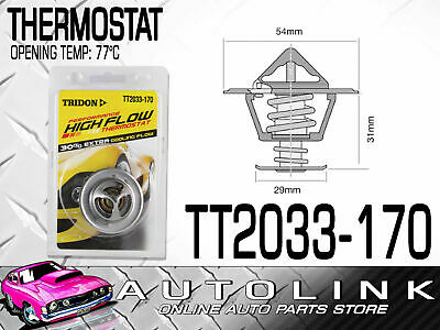 TRIDON THERMOSTAT TO SUIT NISSAN PATROL GQ 4.2lt TD42 DIESEL 6 CYLINDER