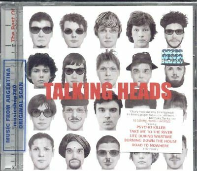 Talking Heads The Best Of Sealed Cd New Greatest Hits