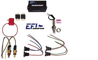 Megasquirt 4 cylinder install kit with igniter module