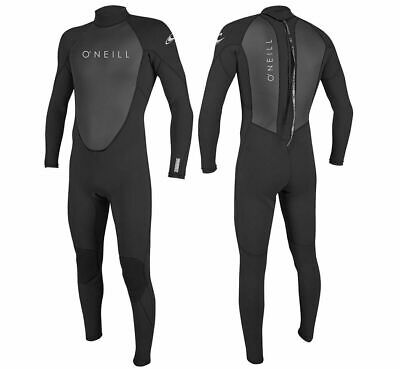 O'Neill Full Suit REACTOR Neoprenanzug schwarz