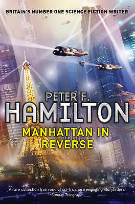Manhattan in Reverse, Hamilton, Peter F., New Book