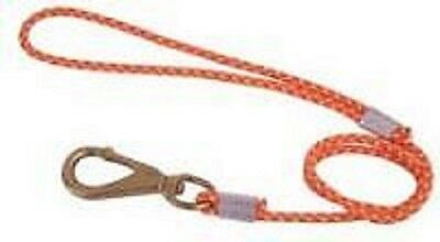 "Arborist Chainsaw Lanyard 36 Inch  3-1/2"" Brass Swivel Snap and 10"" Loop NEW"
