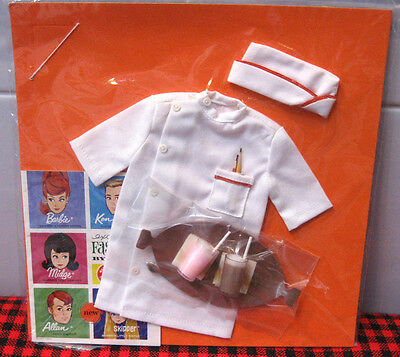 1964 BrandNew VINTAGE PACKAGE KEN DOLL~FOUNTAIN BOY~MINT~1407~COMPLETE~VERY RARE