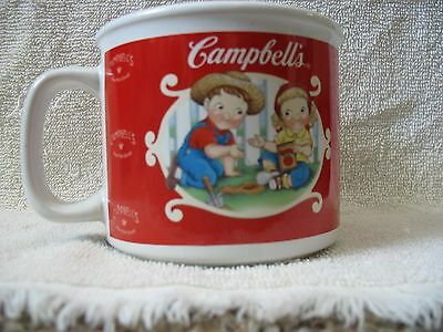 Campbell's Soup Mug ~ 2002 ~ Must See