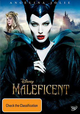 Maleficent * NEW DVD * (Region 4 Australia)