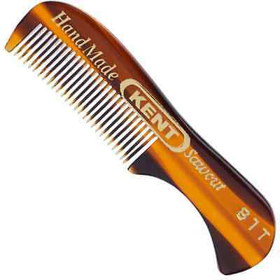 Kent Moustache And Beard Comb - A81T  Mens Finest Combs Hand Made