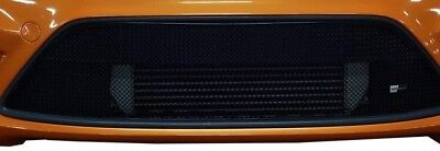 Zunsport Ford Focus ST 08MY (08-10) Full Lower Grille- BLACK