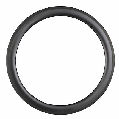 ICAN 56mm Deep Carbon Tubular Light Rim 27mm Width Basalt Brake Surface 1 PCS