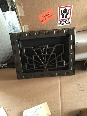 Gb For Antique Deco Wall To Floor Grate 9 X 12 Openingantique • CAD $108.36