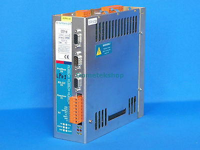 Infranor CD1-p Profibus Positioner U/230, I/10.5 PCD1.3