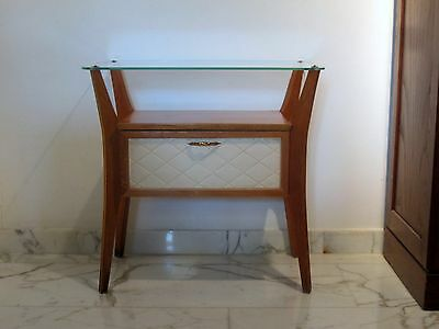 GORGEOUS Mid Century Modern  Occasional Table Furniture  Italian Art Design