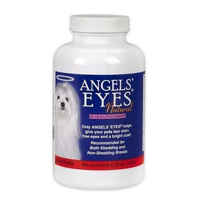 Angels Eyes Natural Dog & Cat Tear Stain Remover Coat Powder 150g Sweet Potato