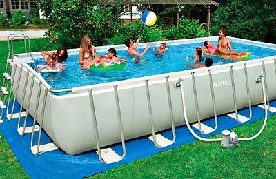 Aqua world above ground 30ft x 15ft oval swimming pool for A rectangular swimming pool is 6 ft deep