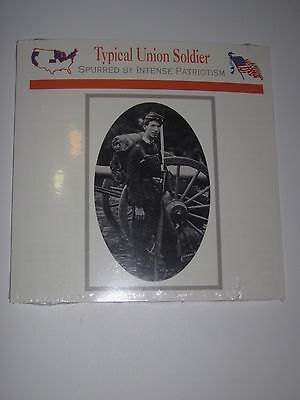 Atlas Editions American Civil War Picture Card sealed pack of 20 Cards Deck# 75