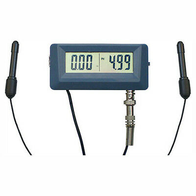 Digital pH Meter / Tester and EC Conductivity continuous Monitor (pH-0253)