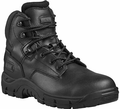 MAGNUM Precision Sitemaster S3 black metal-free safety boot with midsole sz 3-13