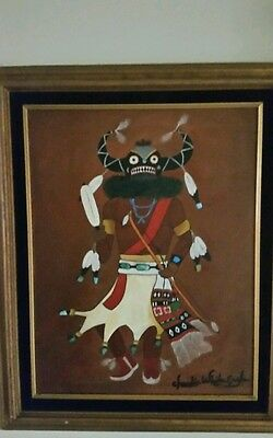 Native American Art by Charlie White Eagle