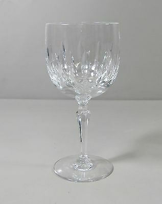 Tiffin/Franciscan Crystal CARLYLE Water Goblet(s) Multi Avail  Excellent