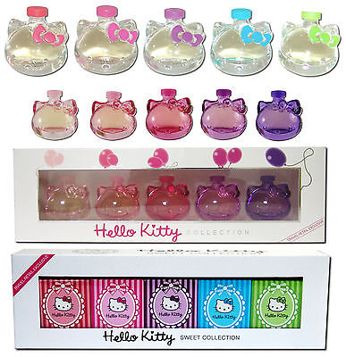 Eau de Toilette Hello Kitty Damenduft Düfte Parfüm Parfum 50 ml Sweet Collection