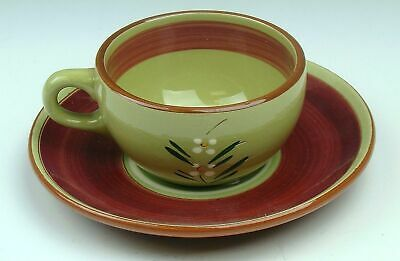 Stangl Pottery MAGNOLIA Cup & Saucer Set(s) Multiple Available EXCELLENT