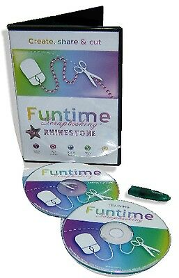 Brand New Rhinestone Software for Cameo Silhouette other die cutter PRO 2014