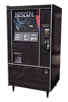 Automatic Product 203 Hot Beverage Vending Machine