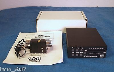 LDG AT-100PRO AUTOMATIC TUNER!!  **EXCELLENT**