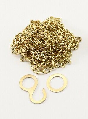 Cuckoo Clock Chain Fits Regula 25 35 70 NEW 61 Links Per Foot With Ends