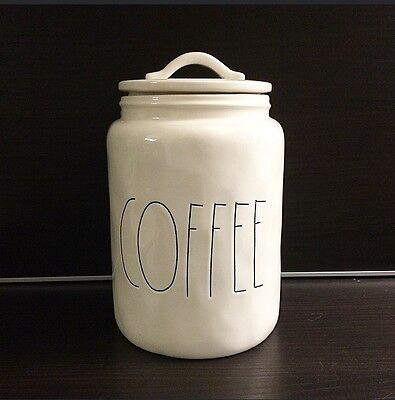 Magenta by Rae Dunn Coffee Canister