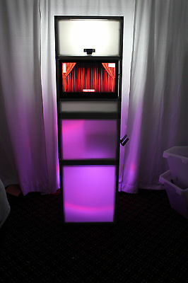 EP Photo Booth's Portable Entertainment Photo Booth for DJs