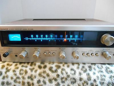 Pioneer SX-626 Stereo Receiver  Vintage Electronics